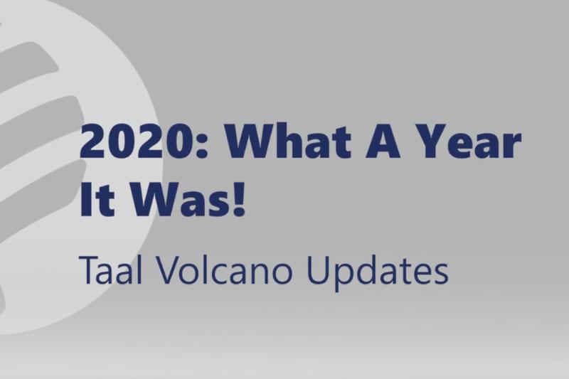 TAAL Eruption (Episode 1, Part 1 of 5)
